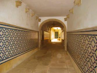hallway by Huitziopochtil