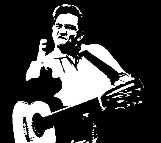 johnny cash outline 2003 x-men 2 trailer given logan's black & white johnny cash  ibrahim took  to the comments section on youtube to outline that this piece.