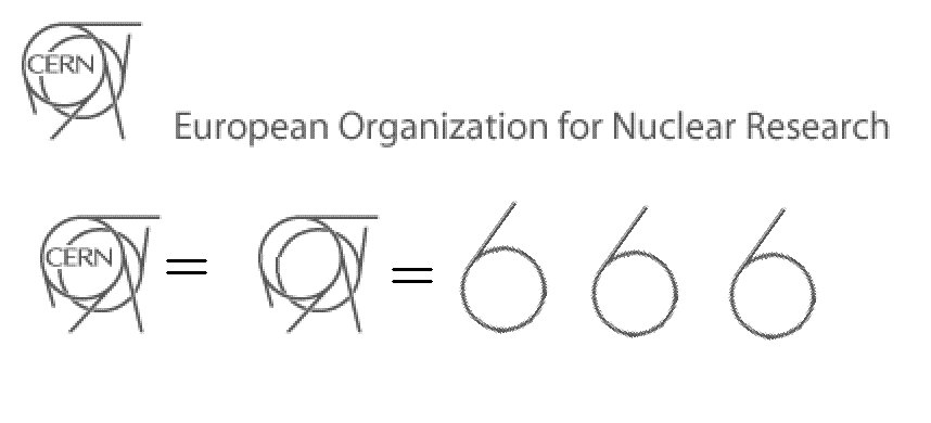 CERN is 666 by Kerblotto