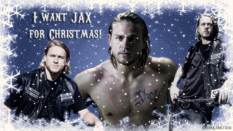 Jax Teller Christmas By GreenRabbit5150 On DeviantArt