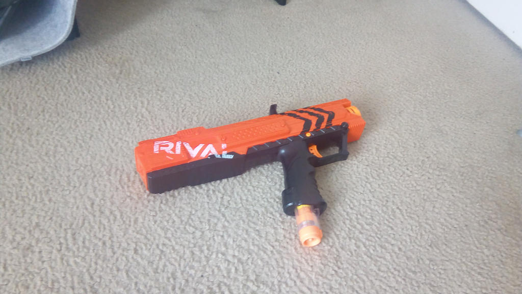 My First Nerf Rival Blaster by TheTitanFan12 ...