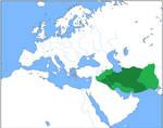 Parthian Empire c. 1 CE