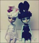 Blanc and Noir