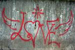 Forest graffiti
