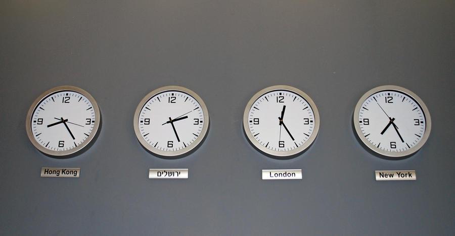 Clocks, Jerusalem by dpt56