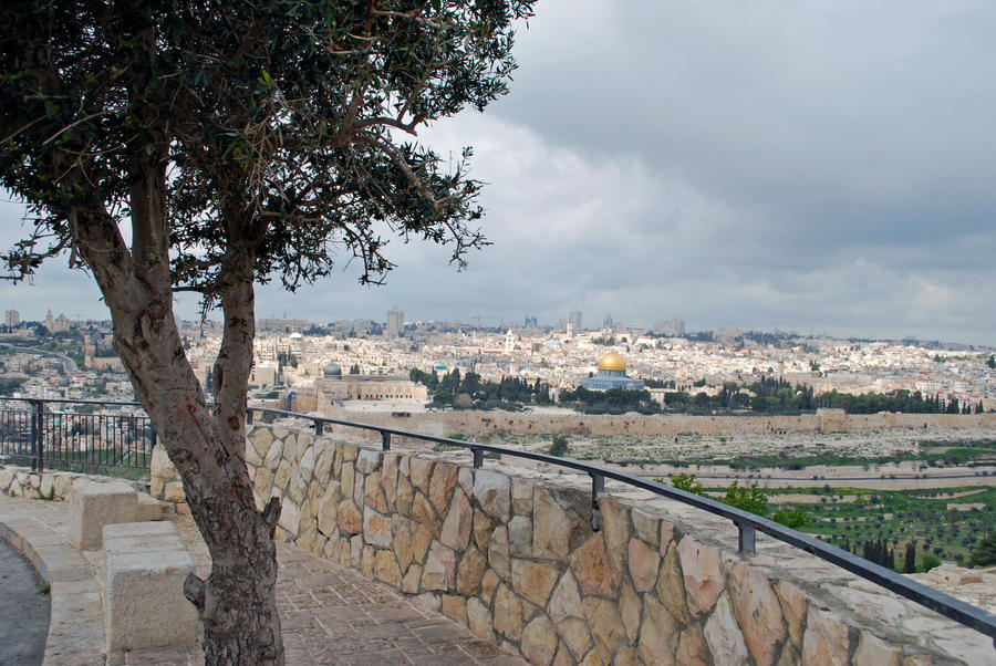 Jerusalem, In memorium 4 by dpt56