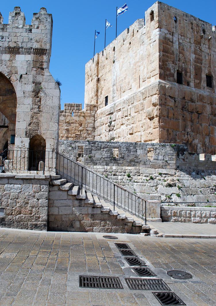 Tower of David, Jerusalem by dpt56