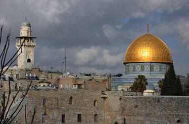 Dome of the Rock, Jerusalem Jan 2012 by dpt56