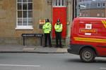 Policemen, Oxford UK