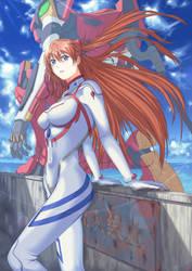 Shikinami Asuka Langley