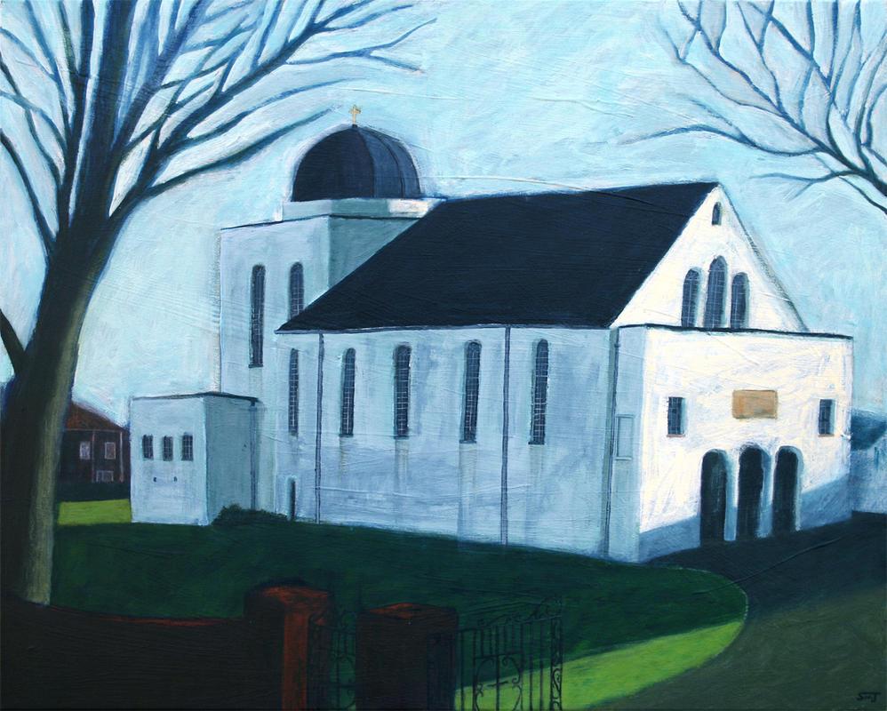 The White Church by ShaunMichaelJones