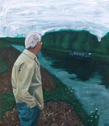 By The River by ShaunMichaelJones