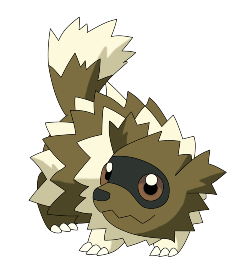 zigzagoon pen tool test thingy by drlinoone on deviantart