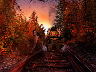 Train Reck by RacersDream