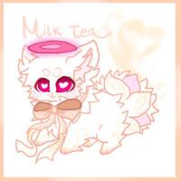 .:+Milk Tea+:. (ACUTION CLOSED) by Pastel-Bandaids