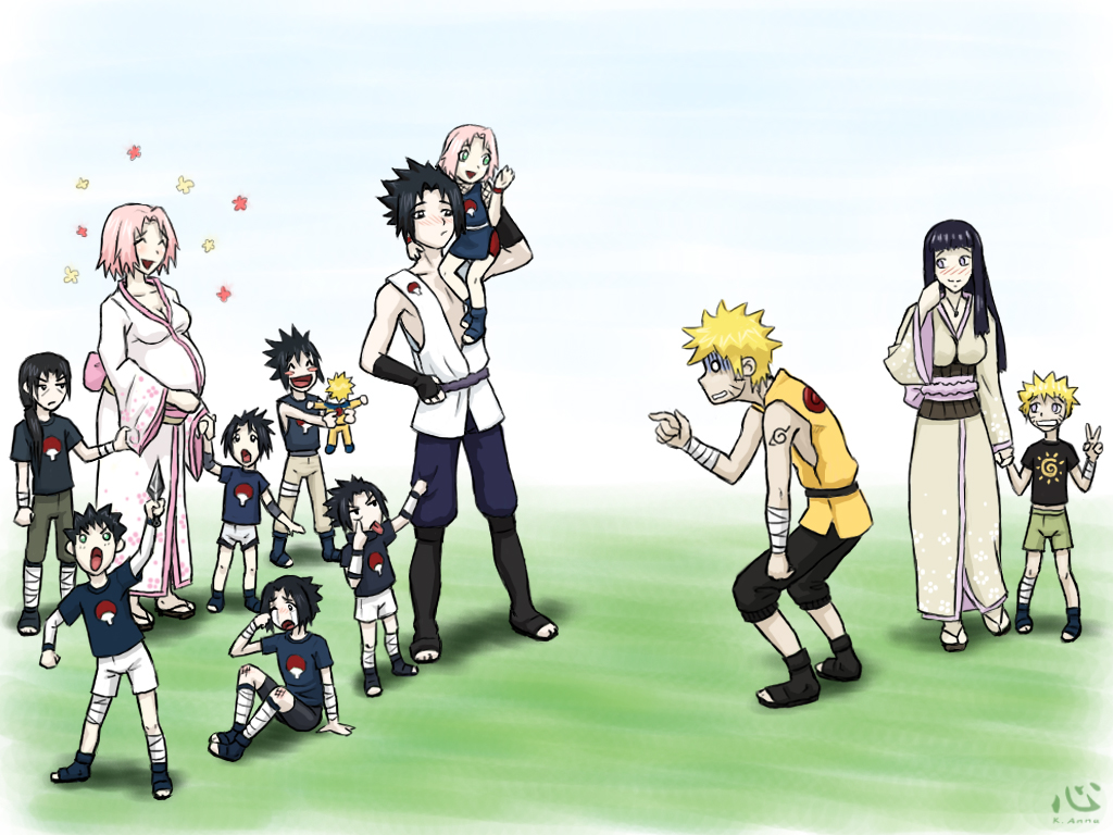 Believe it, Naruto. by A.-K. by Kamikashi