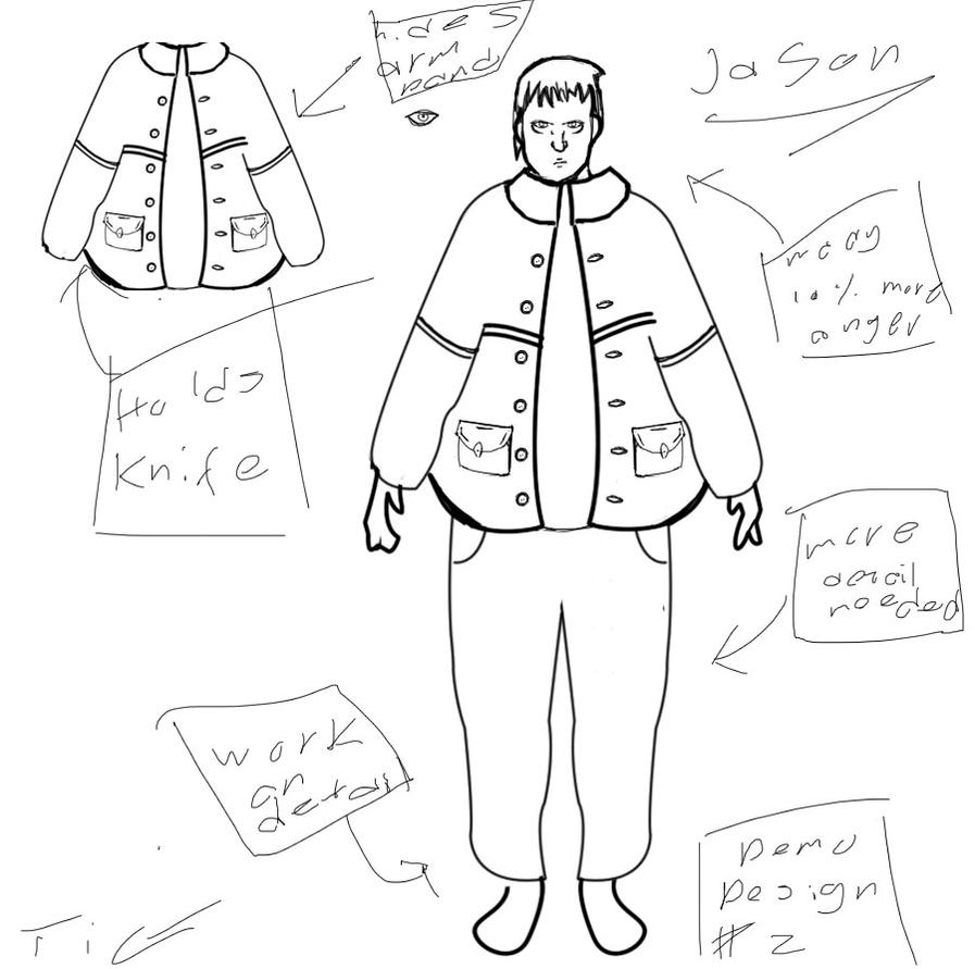 Jason-early-design by TiG-Ohannessian