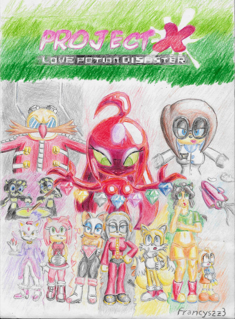 Project x love potion disaster images