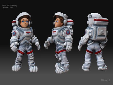Spacecamp boy