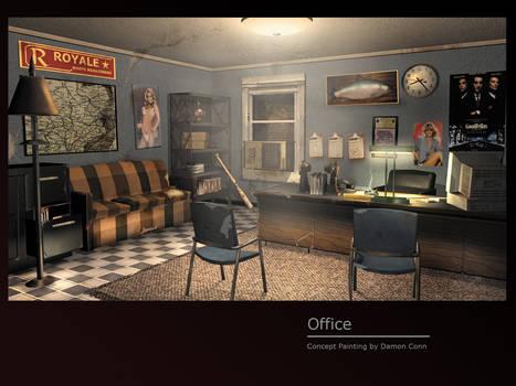 Sopanos Office Concept