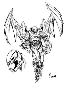 Annihilus Sketch