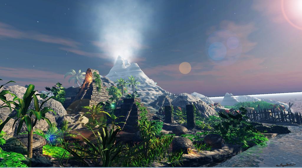 Unity in game enviroment 1 by brogboe