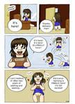 Fan-Girl Comic 1 - Mar. 23, 2012