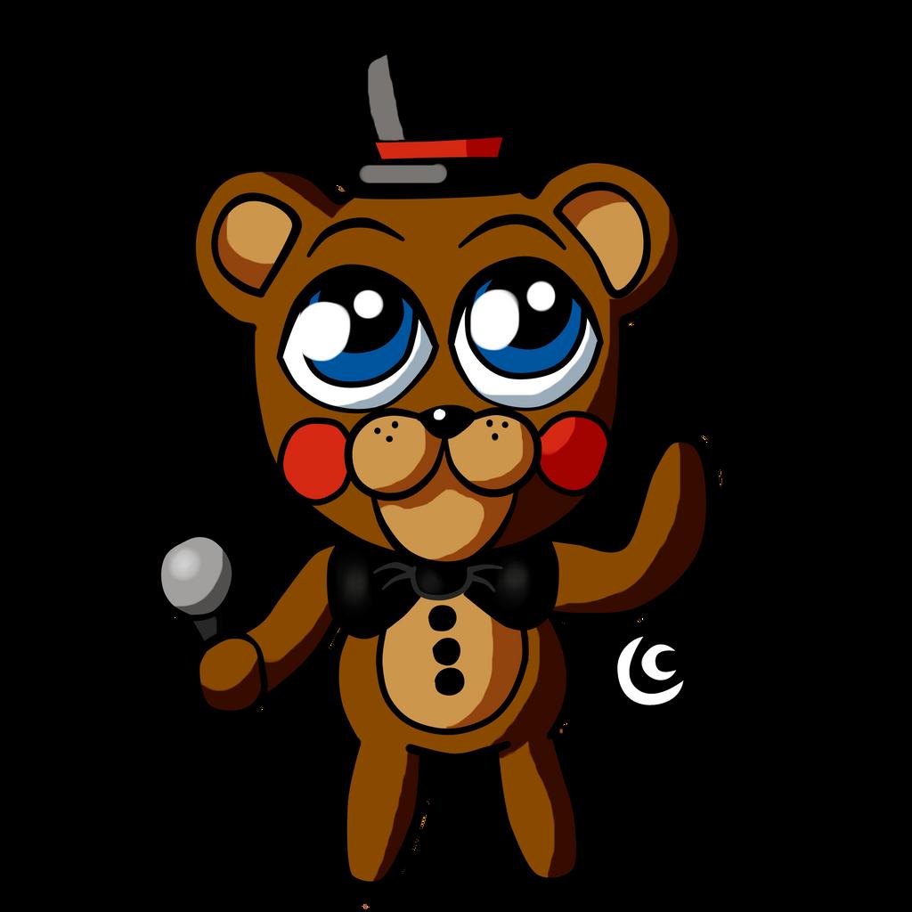 Toy Freddy Chibi by hotcheeto89