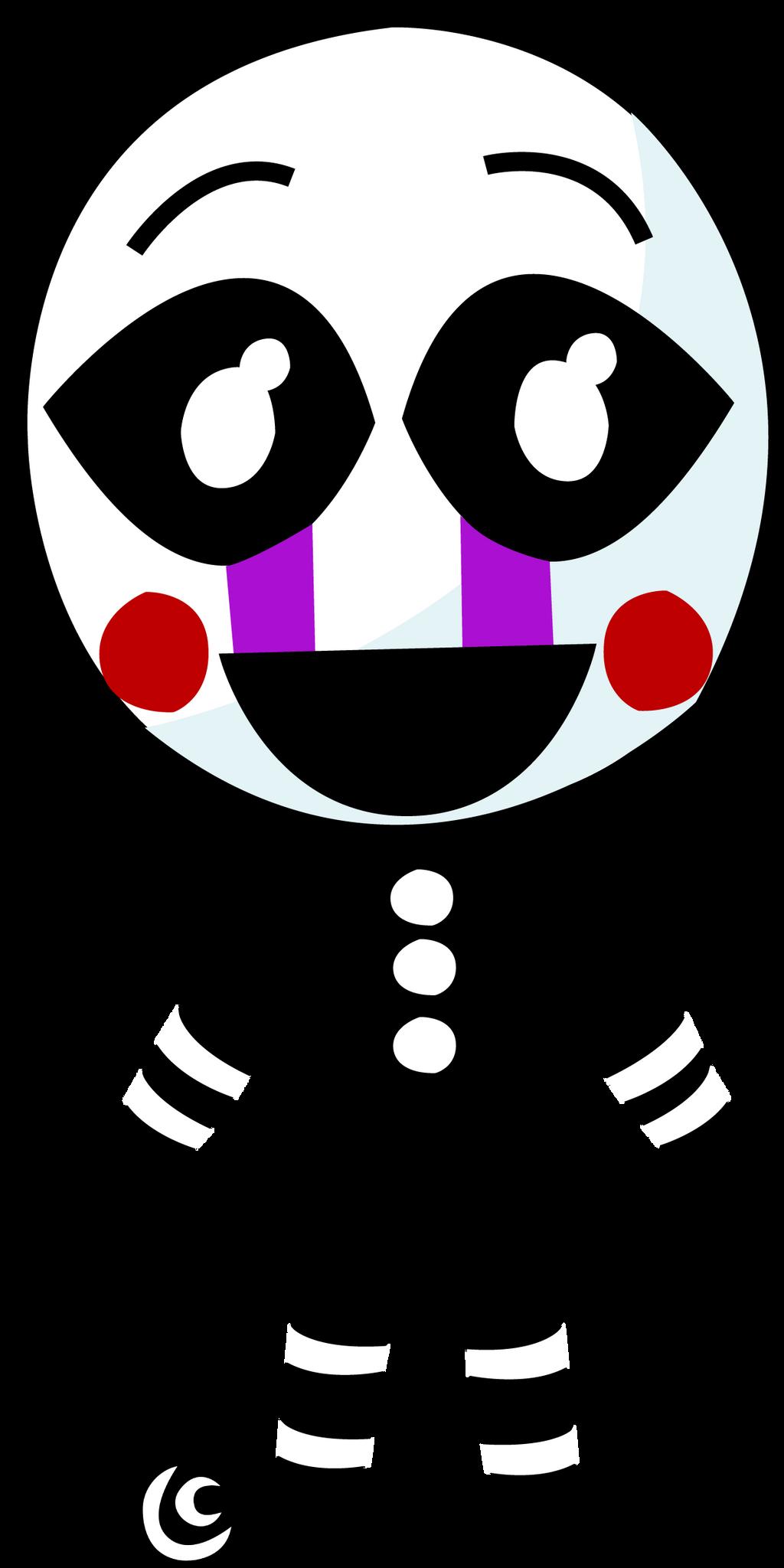 Marionette Chibi by hotcheeto89