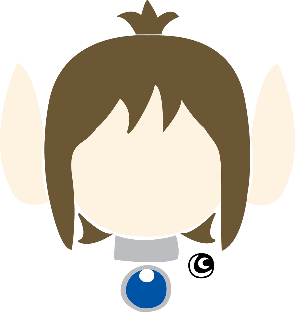 Alex Kidd minimalist icon by hotcheeto89