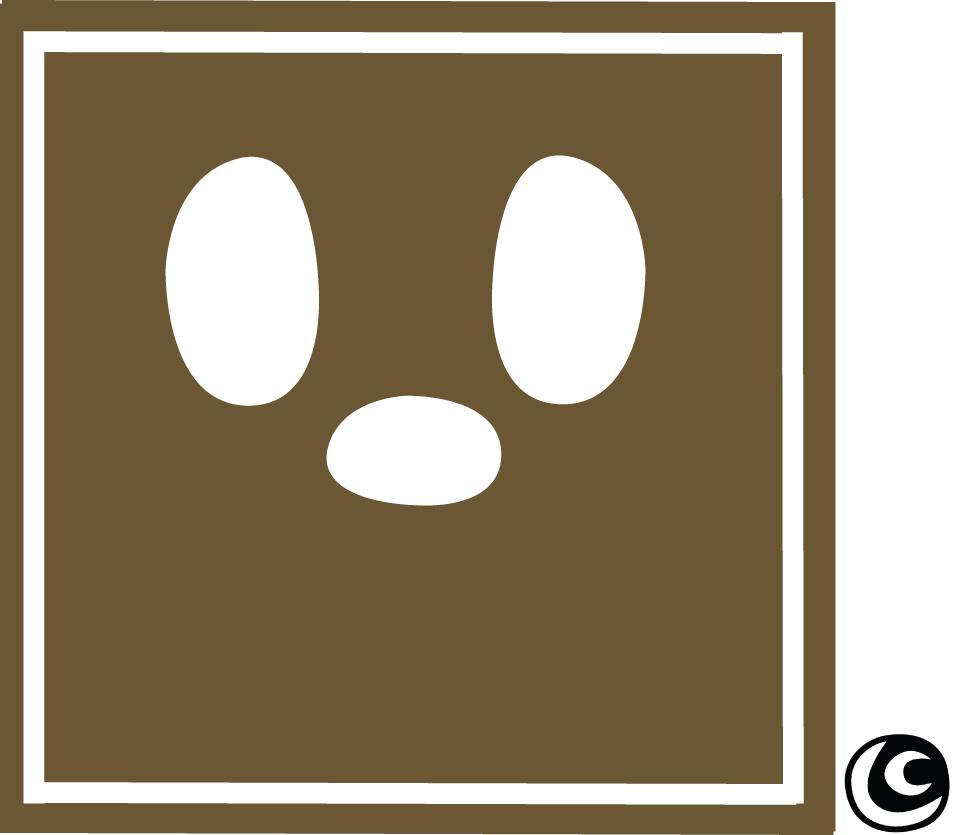 Tiny Box Tim minimalist icon by hotcheeto89