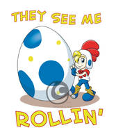 Billy Hatcher - They See Me Rollin' by hotcheeto89