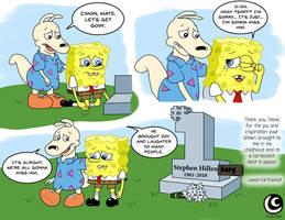 For Mr. Hillenburg by hotcheeto89