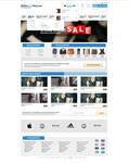 Clothes Shop layout