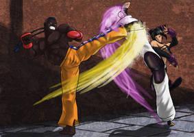 DeeJay vs. Juri by IAutio