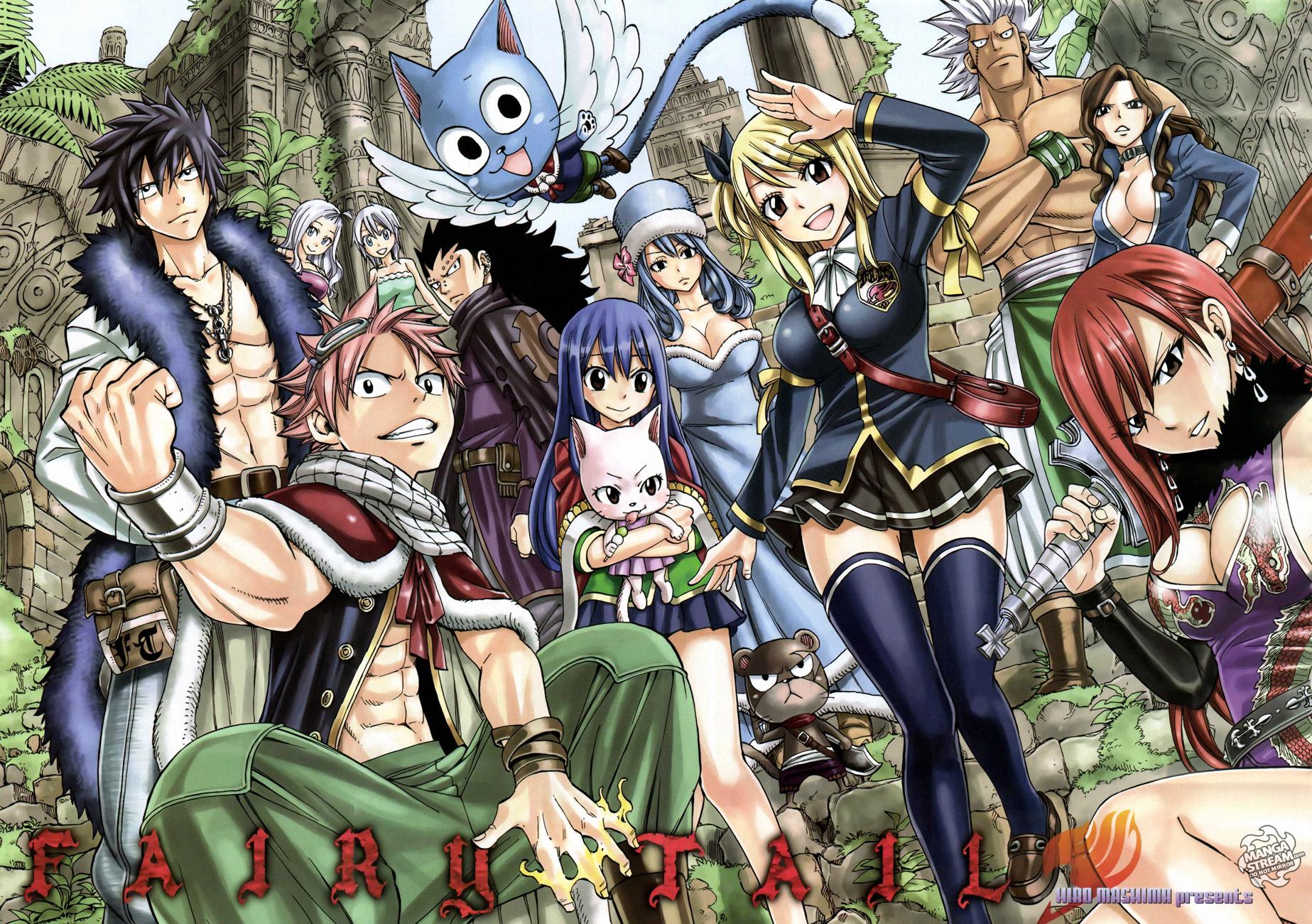 Fairy Tail Manga Chapter 263 by anime-manga-addict