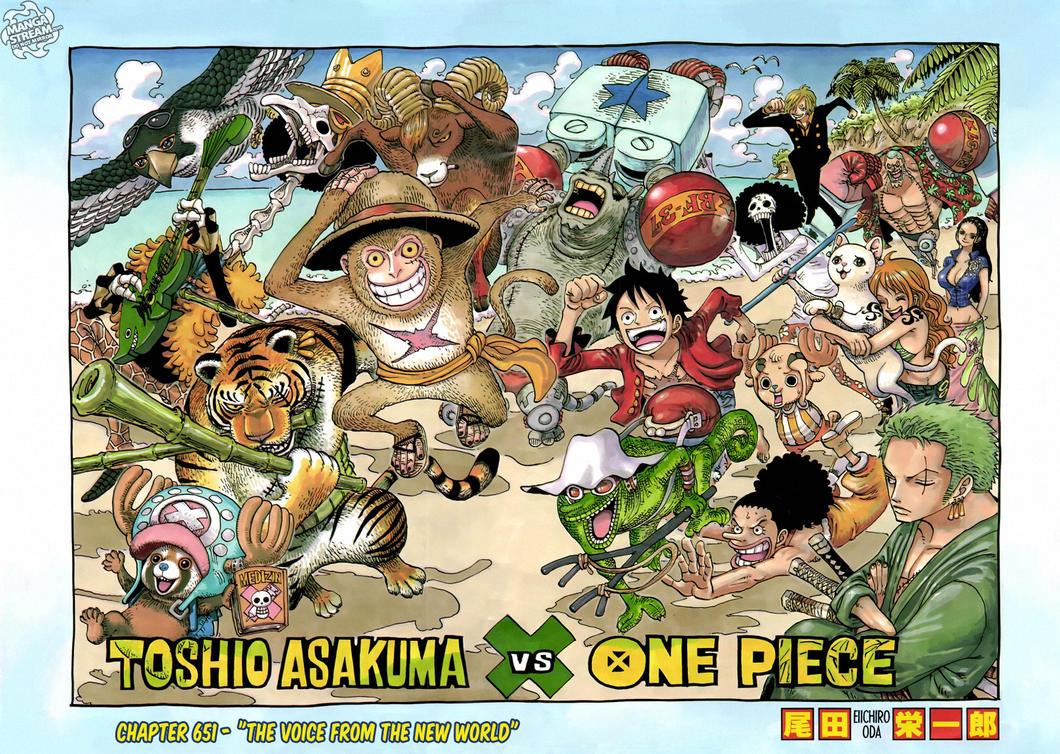 One Piece Manga Chapter 651 by anime-manga-addict