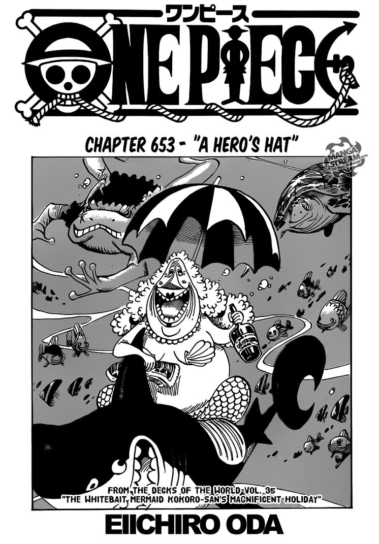 one piece manga chapter 653 by anime manga addict