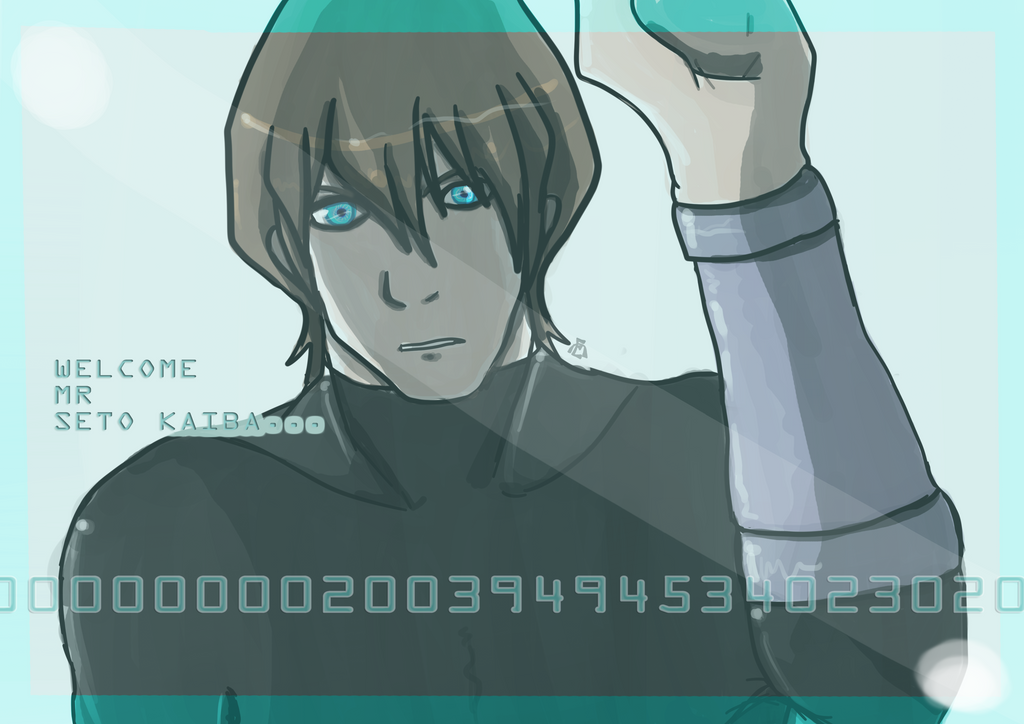 Welcome Kaiba Corp. by edenclover
