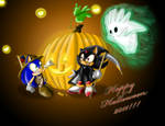 Cute Sonic Halloween 2011