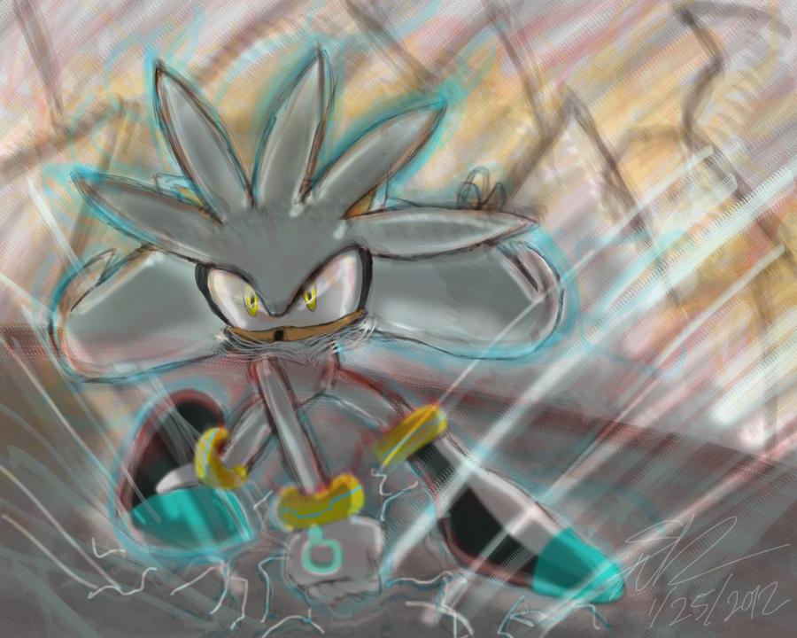 OHSCM01: Silver's Pre-PsychoShock by ShadowReaper12