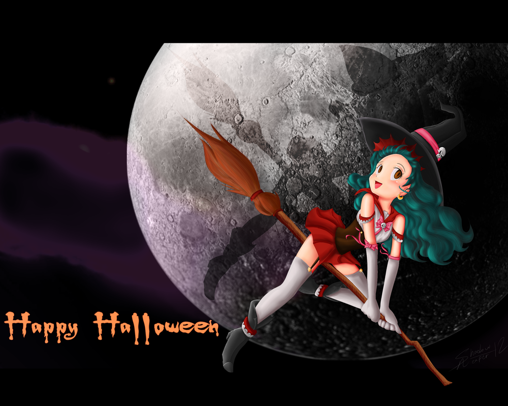 Pretty Little Witch by ShadowReaper12
