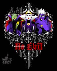 Three Wise Villains