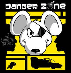 Danger Zone yellow