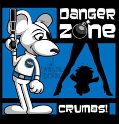 Danger Zone blue