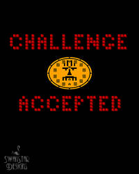 Aztec Challenge Accepted by SwanStarDesigns