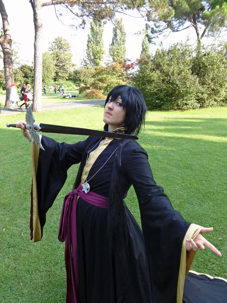 Alone Hades cosplay by TheBonnyBB