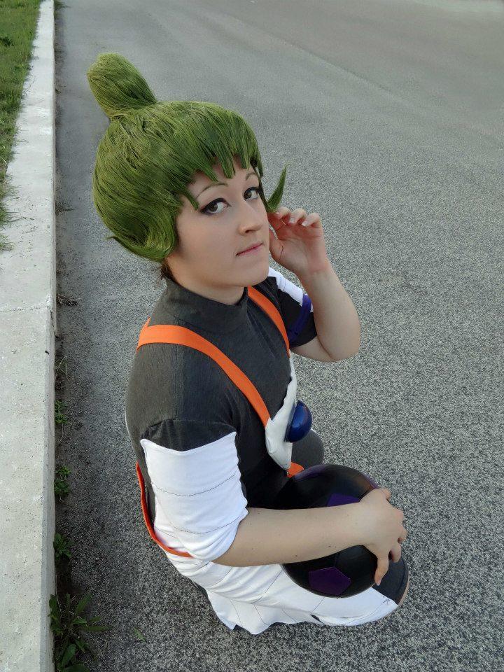 Ryuuji Midorikawa cosplay by TheBonnyBB