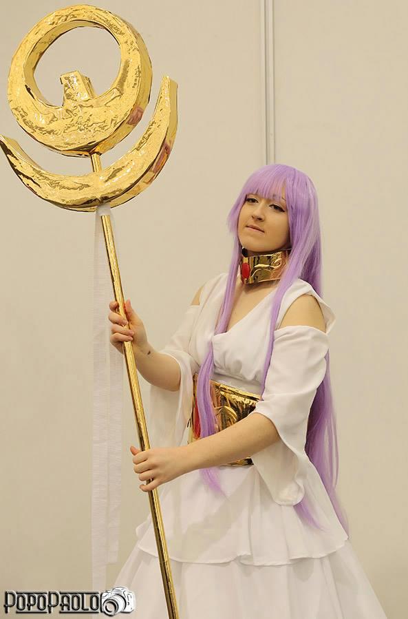 Athena cosplay by TheBonnyBB