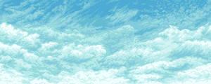 Summer Skies by ViridianMoon